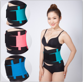 waist exercise equipment Losing weight waist belt body shaper Hot slim belt as on tv