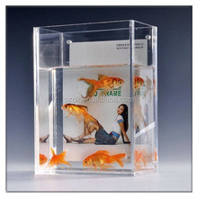 wholesale china goods cylinder square acrylic aquarium