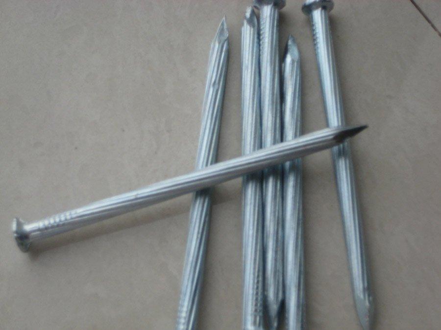 china verzinkt beton nagels gehard staal beton spijkers. Black Bedroom Furniture Sets. Home Design Ideas
