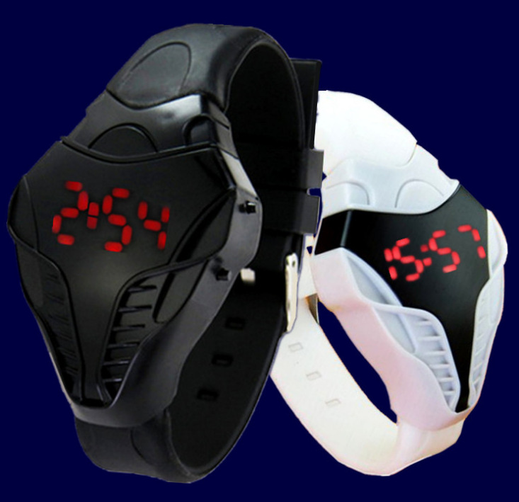 Large stock Factory direct wholesale price led touch screen watch with new design LED watches japan movt kids watch brand
