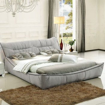 2017 Latest New German Grey Adult Normal Luxury Low Price Double Bed  Furniture Designs