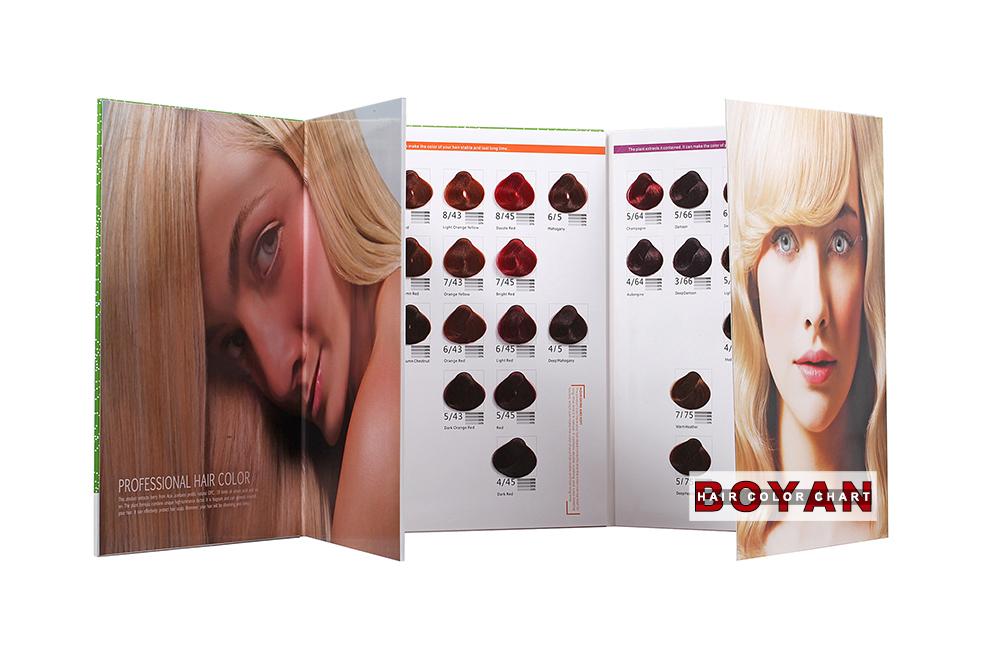 Italy Selectively Hair Color Design Hair Color Chart For Salon Hair
