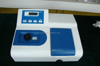 Visible Spectrophotometer,Wavelength range:350-1020nm Spectral Bandwidth:6nm LCD Display