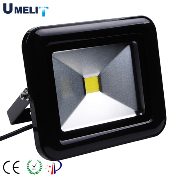 Die casting aluminum 30W IP65 outdoor lighting Led Floodlighting Inductive sensor