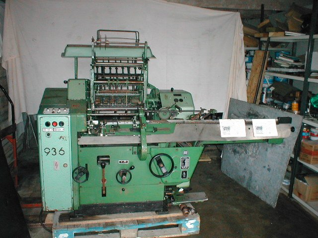used book sewing machine
