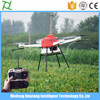 Unmanned Professional drone for spraying autogyro gyroplane 10L