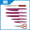 2015 best selling as seen on tv knife set kitchen price