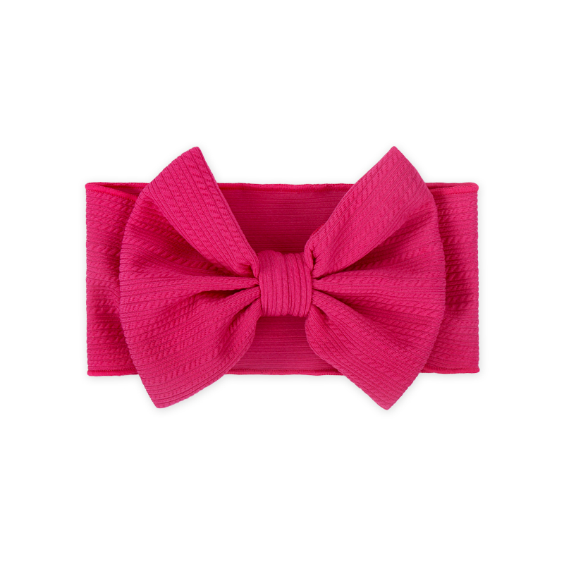 Apparel Accessories Hair Flower Headband Little Girls Hairbow Kids Elastic Hair Accessories Bows Hairbands To Assure Years Of Trouble-Free Service