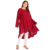 Plus Size Modest Fashion Long Shirt Islamic Girls Casual Tops Blouses Clothing Wholesale Rayon Long Sleeves Blouse Tops