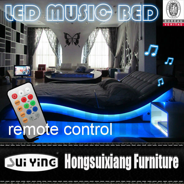 a044 1 2014 neueste design led licht m bel moderne musik bett bett produkt id 1047656165 german. Black Bedroom Furniture Sets. Home Design Ideas