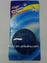Blue bubble Toilet Block Cleaner