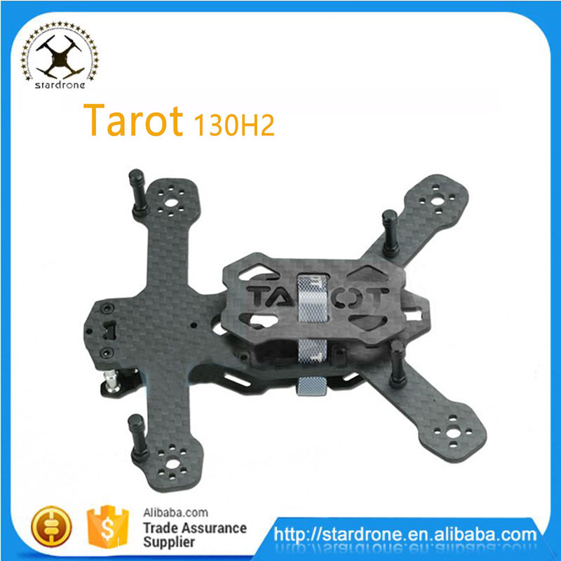 Tarot TL130H2 Carbon Fiber Frame 130mm <strong>Mini</strong> Racing Drone Quadcopter