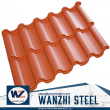 Cold rolled corrugated steel roofing sheet, standard size corrugated galvanized steel sheet with price
