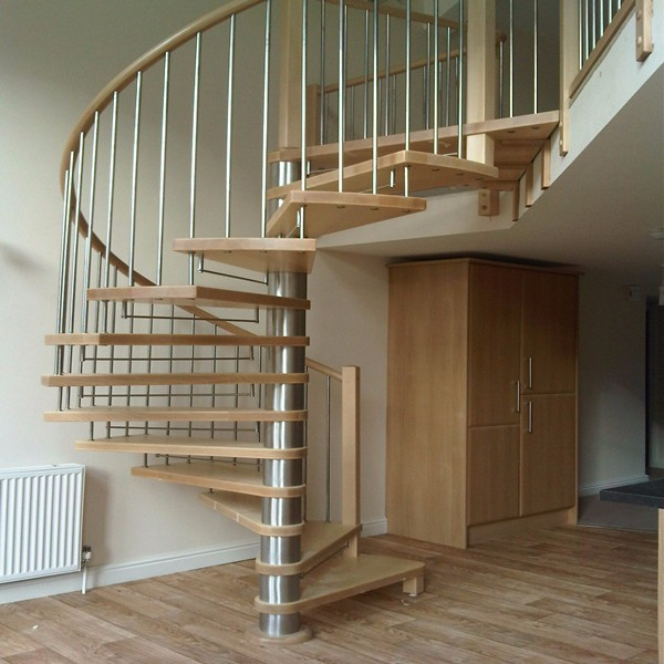 Charming Factory Customized House Low Cost Spiral Stairs For Sale In Philippines