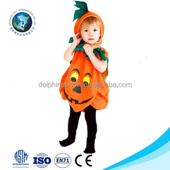 Cute halloween party gift toy pumpkin design halloween costumes china wholesale fashion soft cheap halloween costume  sc 1 st  Alibaba & Cute Halloween Party Gift Toy Pumpkin Design Halloween Costumes ...