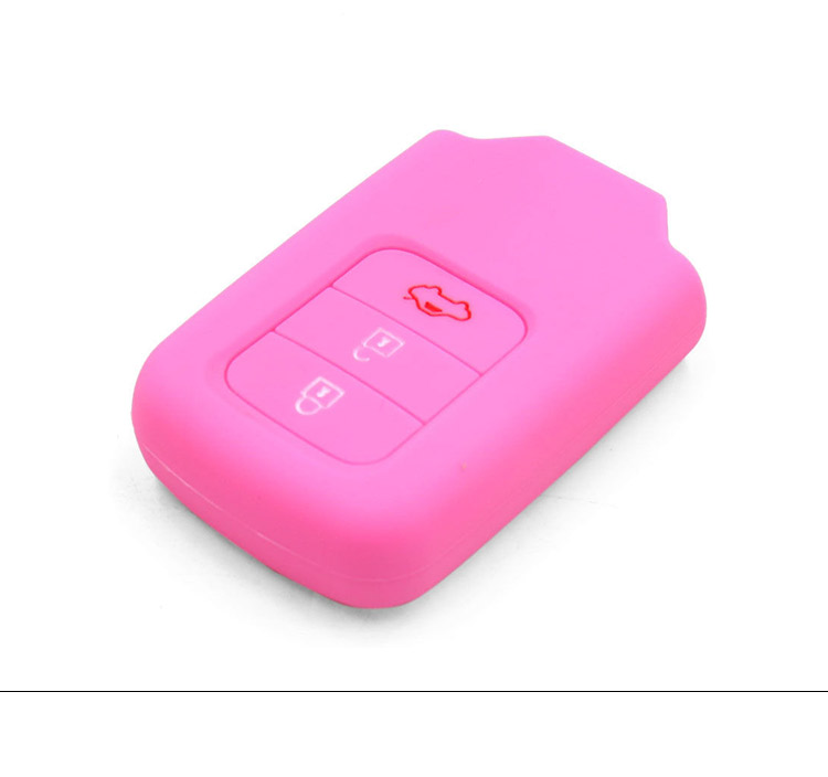 AS062006 Silicone Car Remote Key Cover Case for Honda