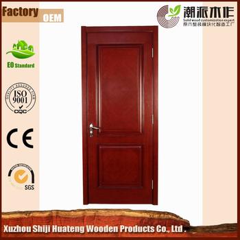 Bon Long Life Span Simple Teak Wood Door Designs