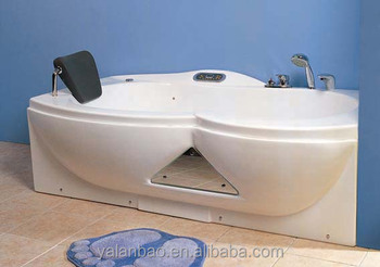 1Person Whirlpool Spa Bathtub Massage Tub Shower With Jet For Adult