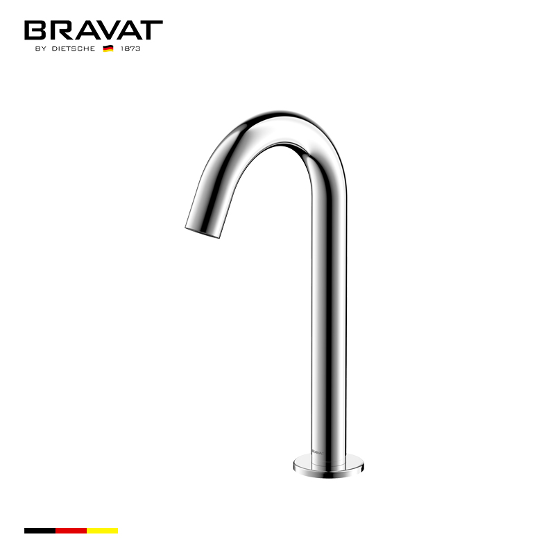 Bath/Kitchen fast heating electric water heater brass water fall faucets D677CP