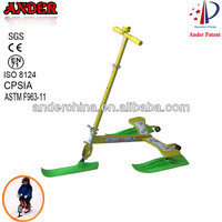 2014 New training Snow Scooter