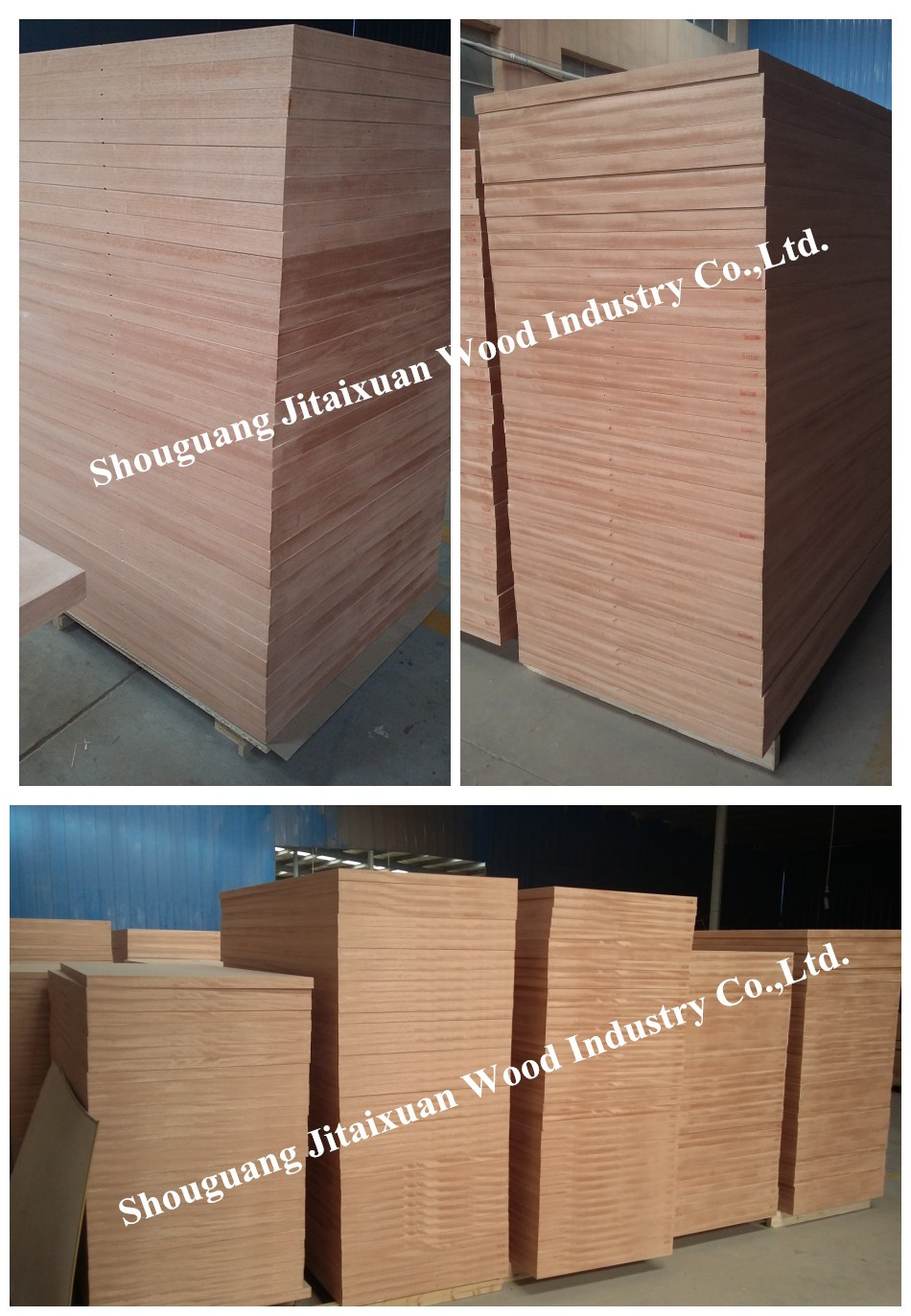 China Factory Make Flush Door Design With Cheap Price