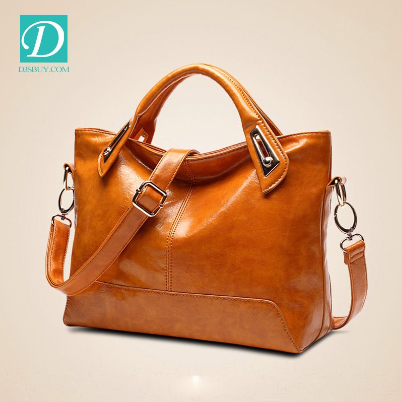 Hotsale top quality leather bags women handbag tote bags