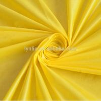 Hot Selling Plain Dyein Polyester Ribstop Taffeta 380T Fabric Online Shopping