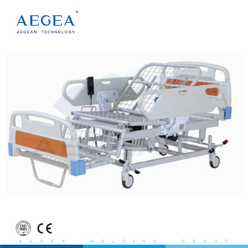 AG-BM119 hospital three functions electronic medical exam patient bed for sale