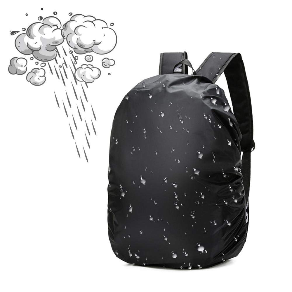 79a9873c68 Get Quotations · Aolvo Rainproof Cover 35L Backpack Rain Cover Rucksack  Daypack Rain Cover Knapsack Dust Waterproof Coverfor Hiking