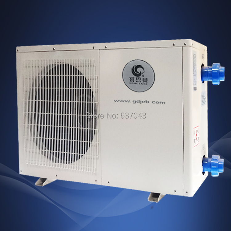 Swimming Pool Heater Air Source Heat Pump In Heat Pump
