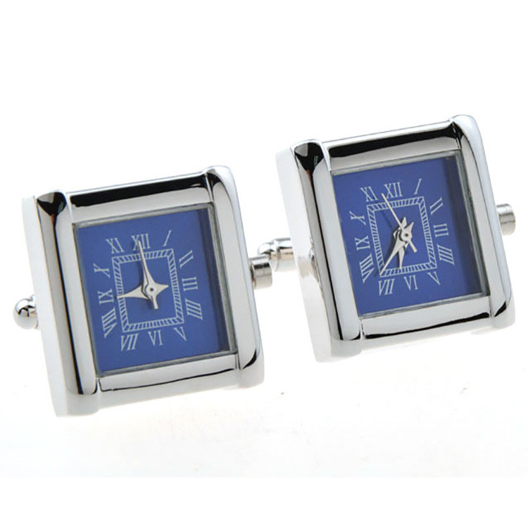 Wholesale Western Style Noble Clock Cuff Links