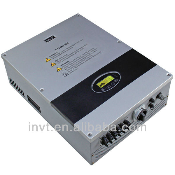6KW 8KW 10KW 15KW Grid Tie Solar Power PV Inverter without Battery for Wholesale