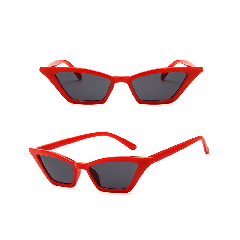 9bcc2483c21 2018 New Fashion Ladies Cateye Women Vintage Custom  strong Brand  strong