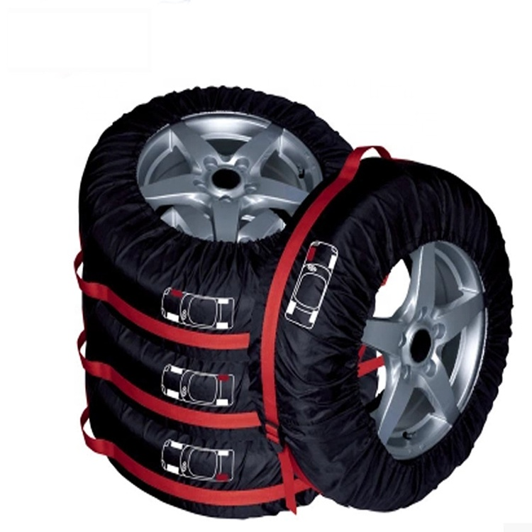 Rolling Stones Custom Spare Tire Cover PVC Leather Waterproof Dust-Proof Wheel Tire Cover Fit for All Cars
