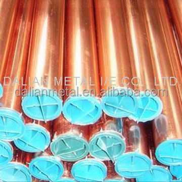 ASTM B 88 tube copper water pipes