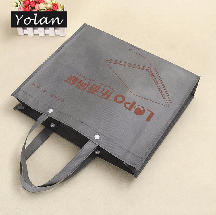 Top quality non woven bag Yiwu non woven polypropylene tote bag manufacturer