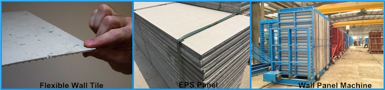 Vanjoin Build Calcium Silicate EPS Cement Sandwich Wall Panel