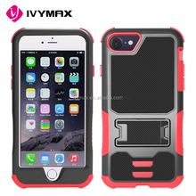 New release silicone phone case ultimate protective bumper cellular accessories for Apple iphone 7