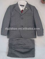2012 soft color fashion grey page boy outfit