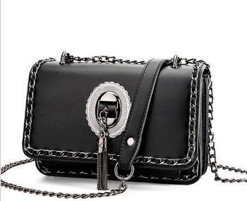 Latest Style Good Quality Hanbags Women Purses Female Handbags Small Purse  Shoulder bag black af2c842db9