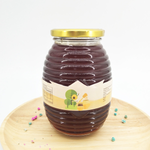 Amber Little Bee Black Forest Honey