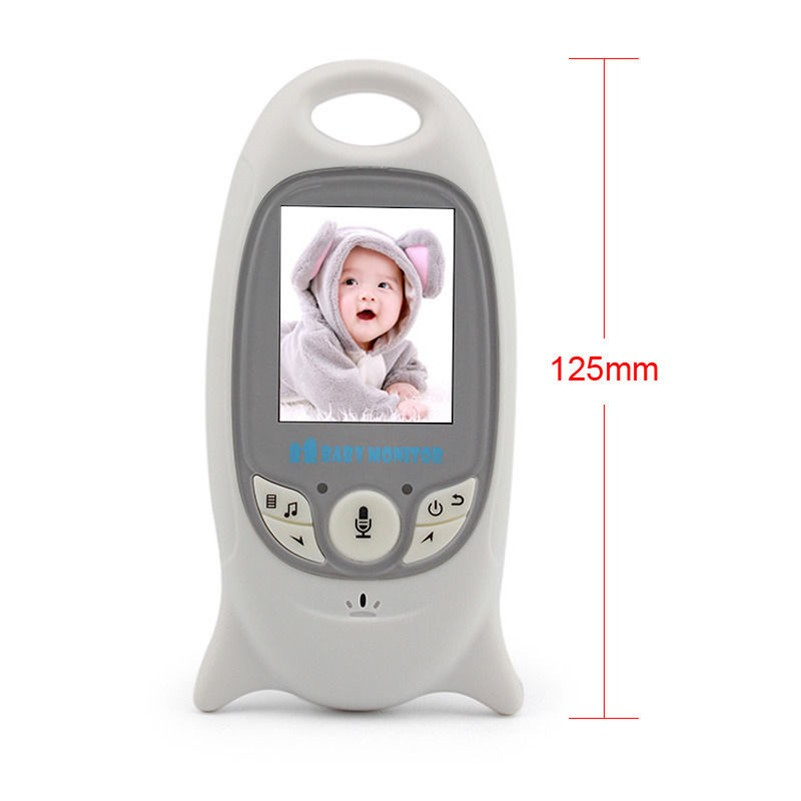 Infant 2.0 Inch Wireless Color Radio Babysitter Temperature Monitoring Security wireless Video Shenzhen Camera Baby Monitor