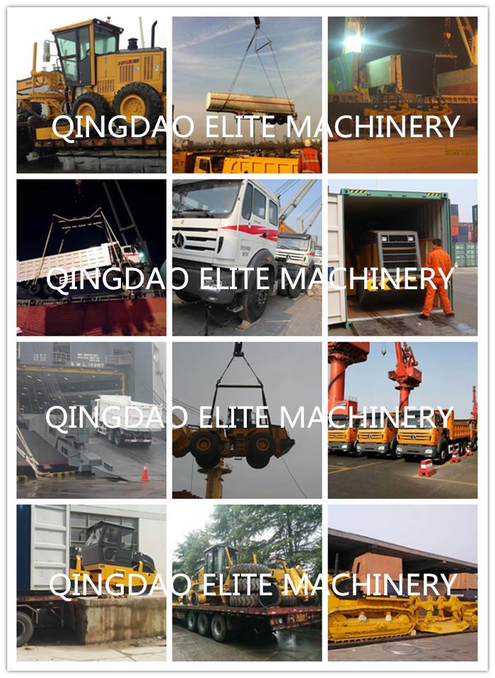 machinery shipping