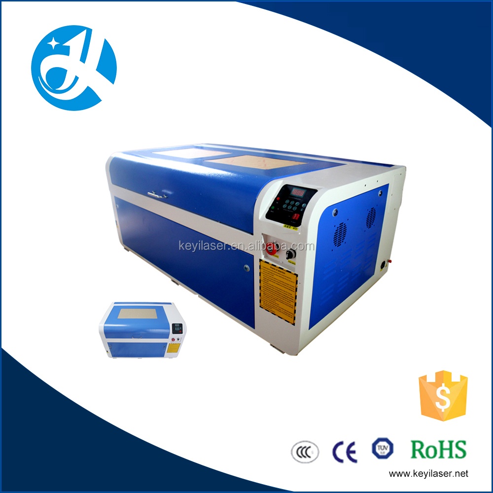 Keyi high quality factory price 150w co2 laser cutter for sale