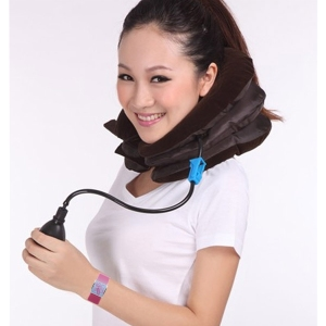 2018 Protector Air Neck Traction Inflatable Neck Support Cervical Collar