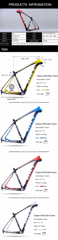 Chinesische Billig Bicicletas Mountainbike 29 4 Farbe Mtb ...