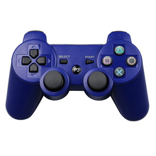 R3082 Wireless Controller Gamepad จอยสติ๊กเกมสำหรับ PlayStation 3/PS3/PC Game Controller