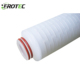 High quality PPF 10 inch 0.1-100 micron pp pleated filter cartridge for food