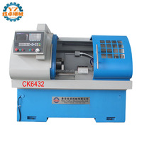 Low Cost CNC Cutting Lathe Machine Price Selling In India With Programming