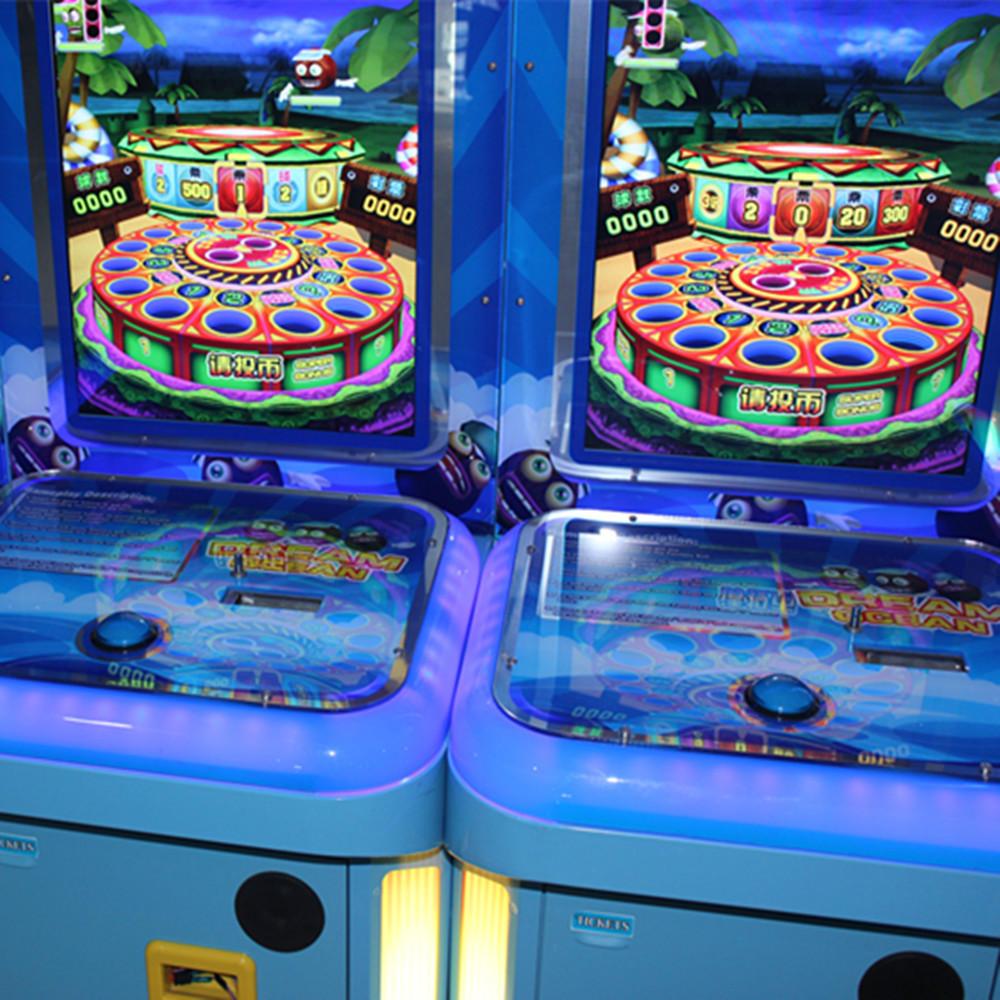 Игровые автоматы океан
